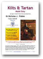 Kilts and Tartan Made Easy