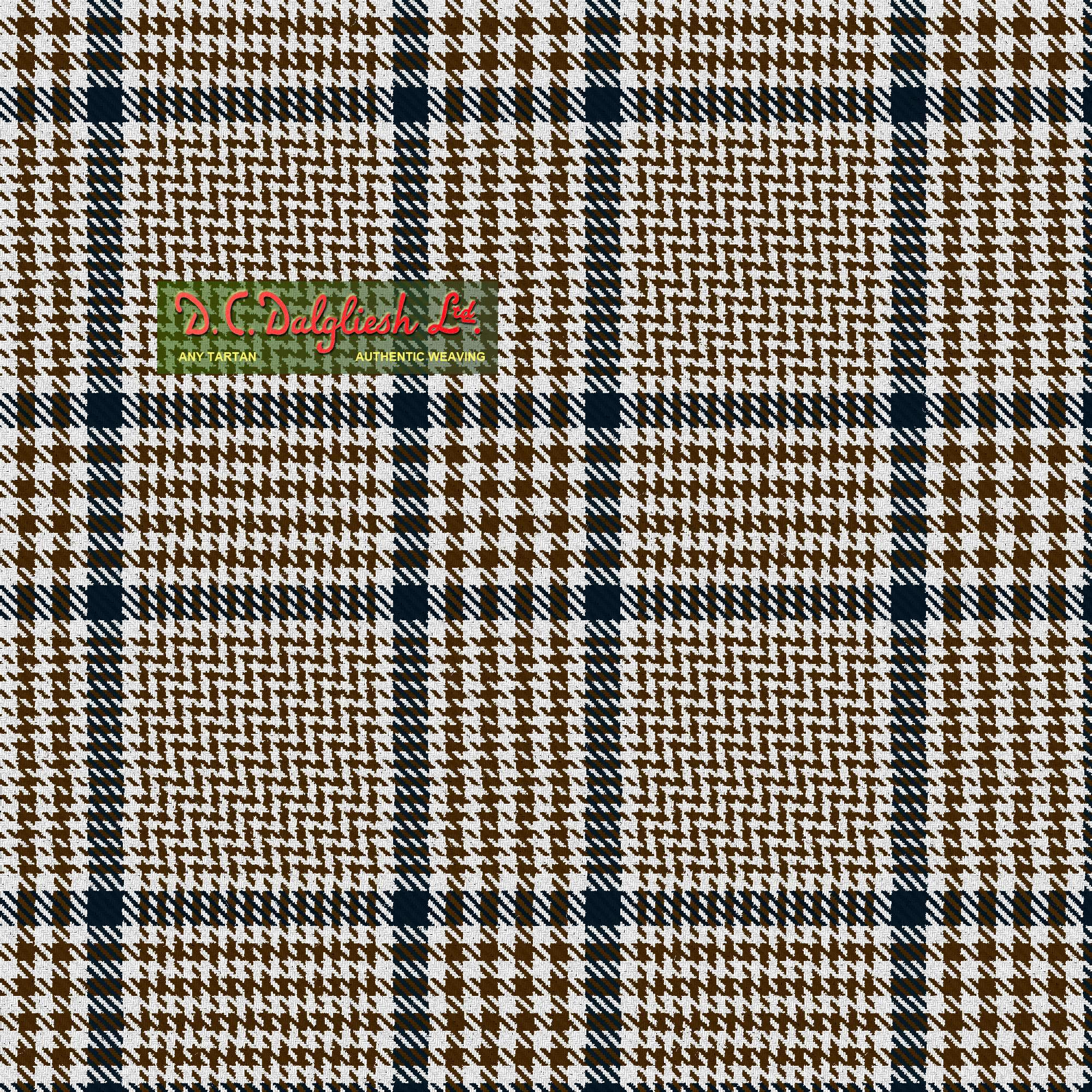 Prince of Wales Check (Modern Colours)