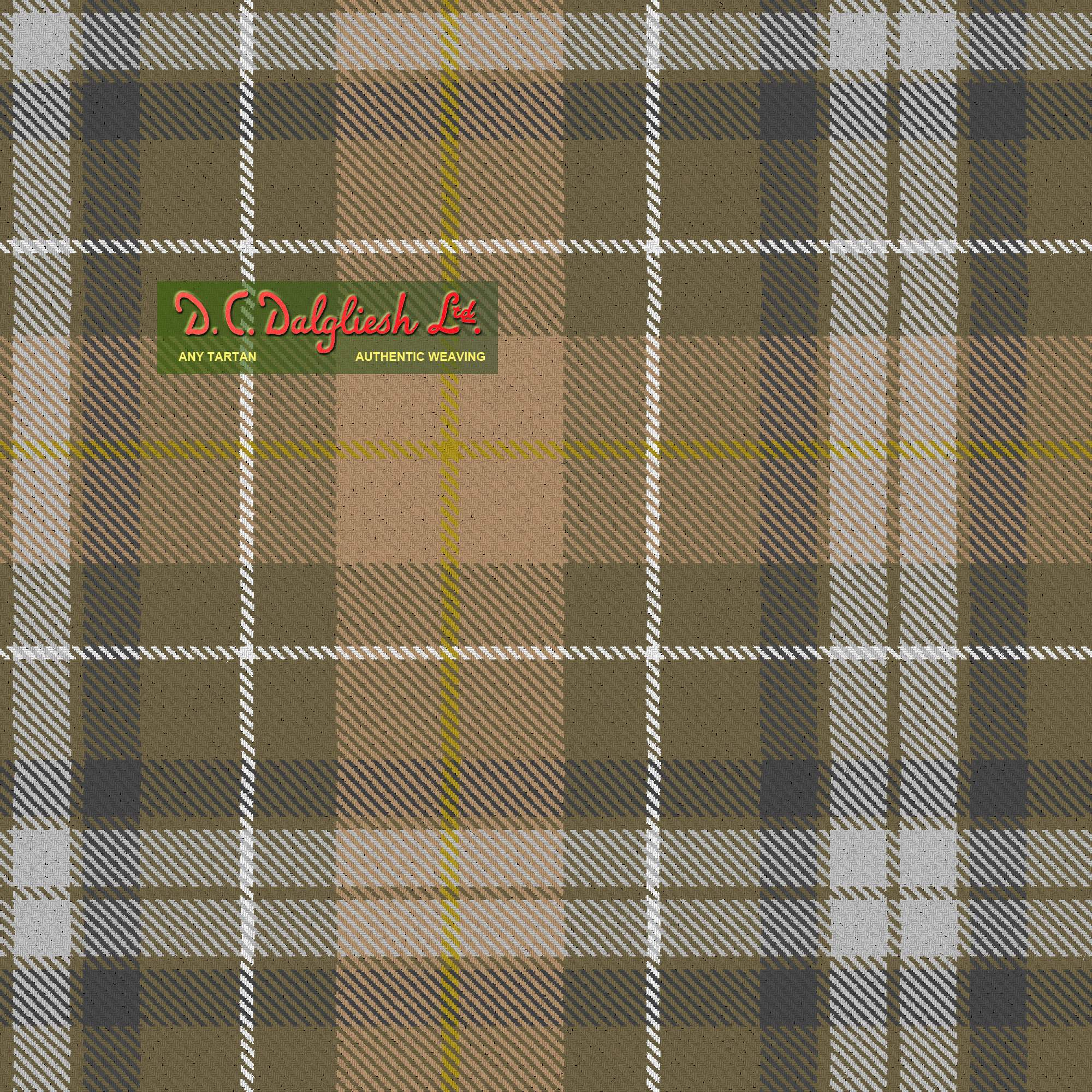 Teall of Teallach Clan (Reproduction Colours)
