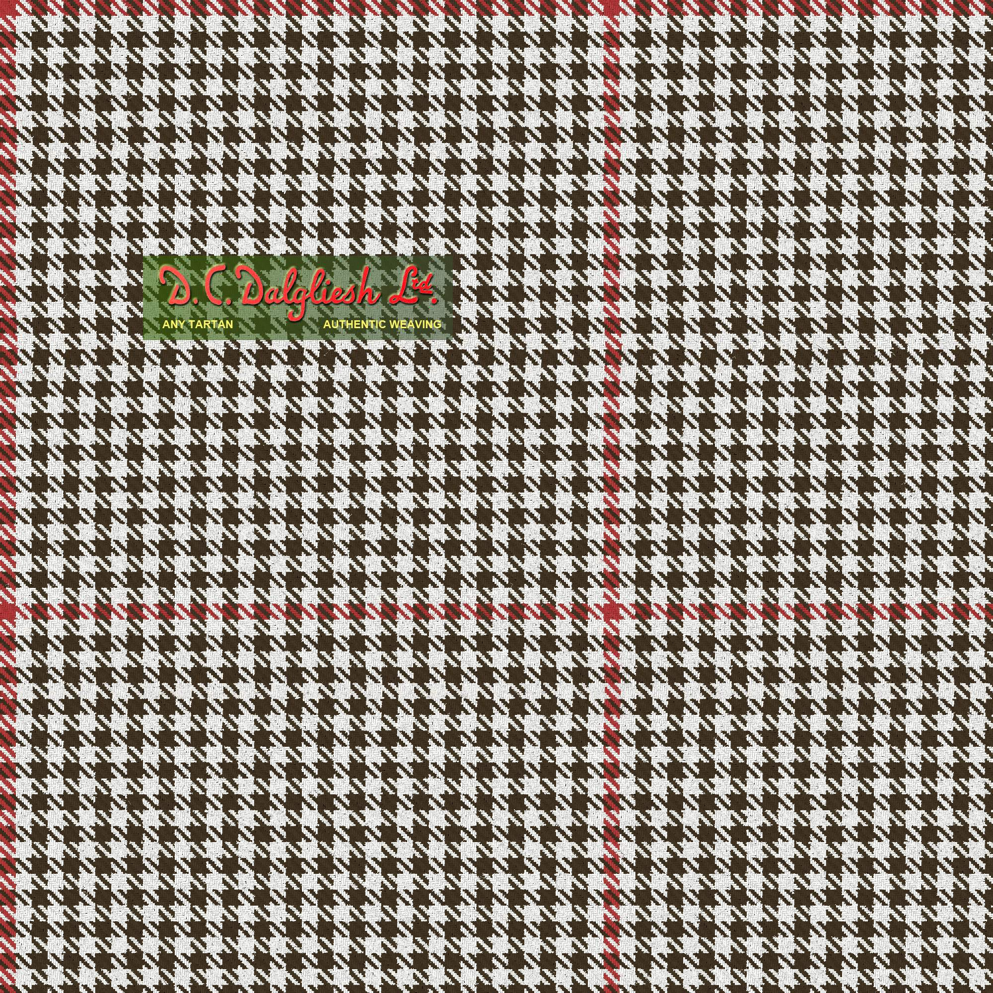 Kerr Shepherd's Plaid (Reproduction Colours)