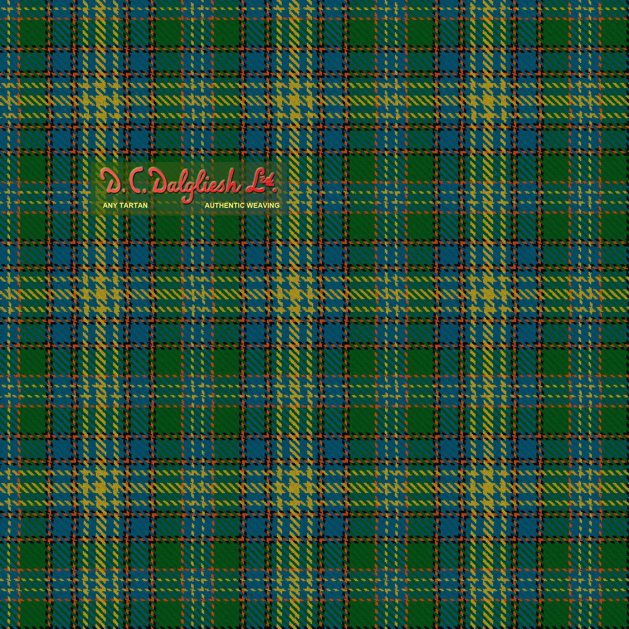 Tartan de Longueuil (Ancient Colours)