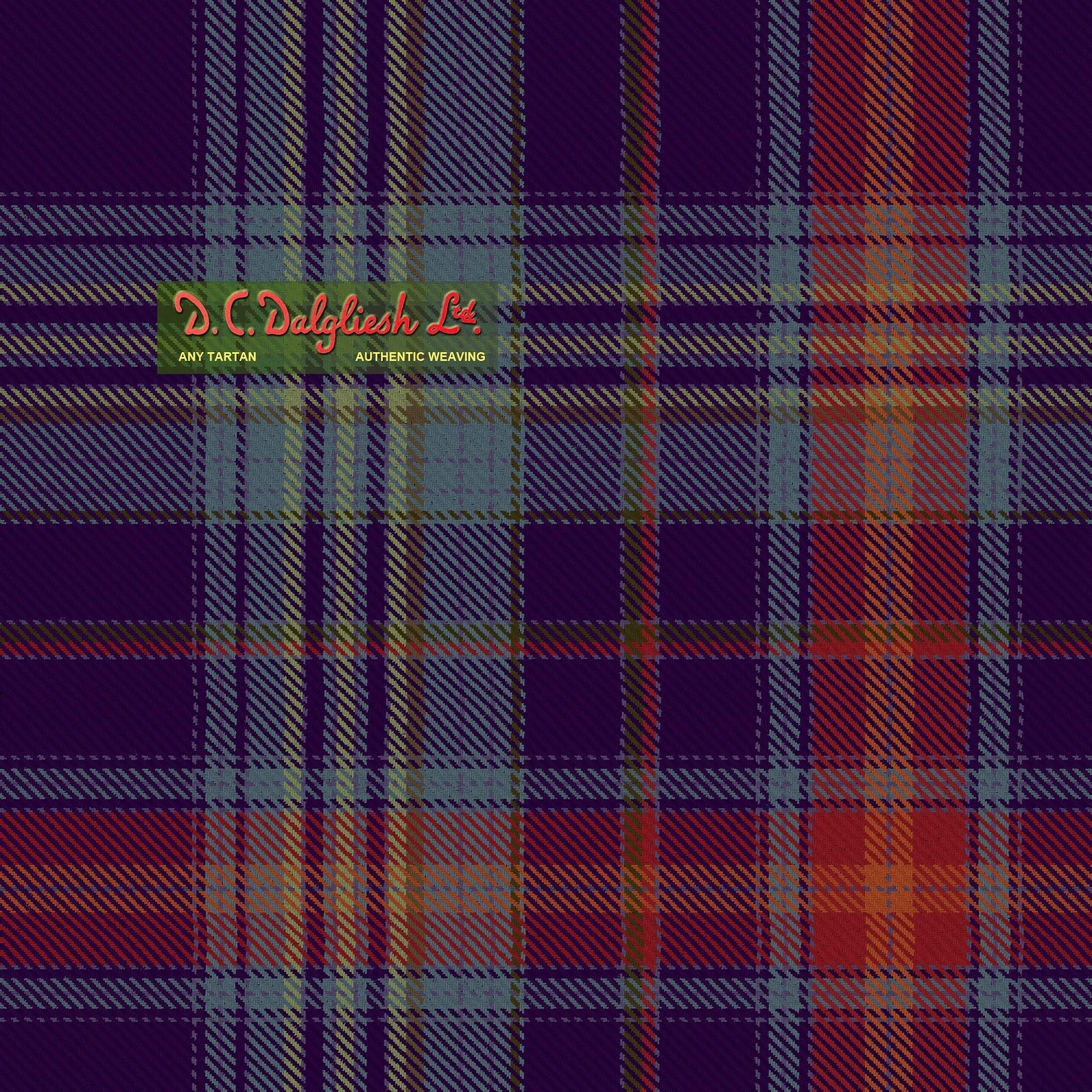 Unnamed C18th Hebridean (A) (Reproduction Colours)