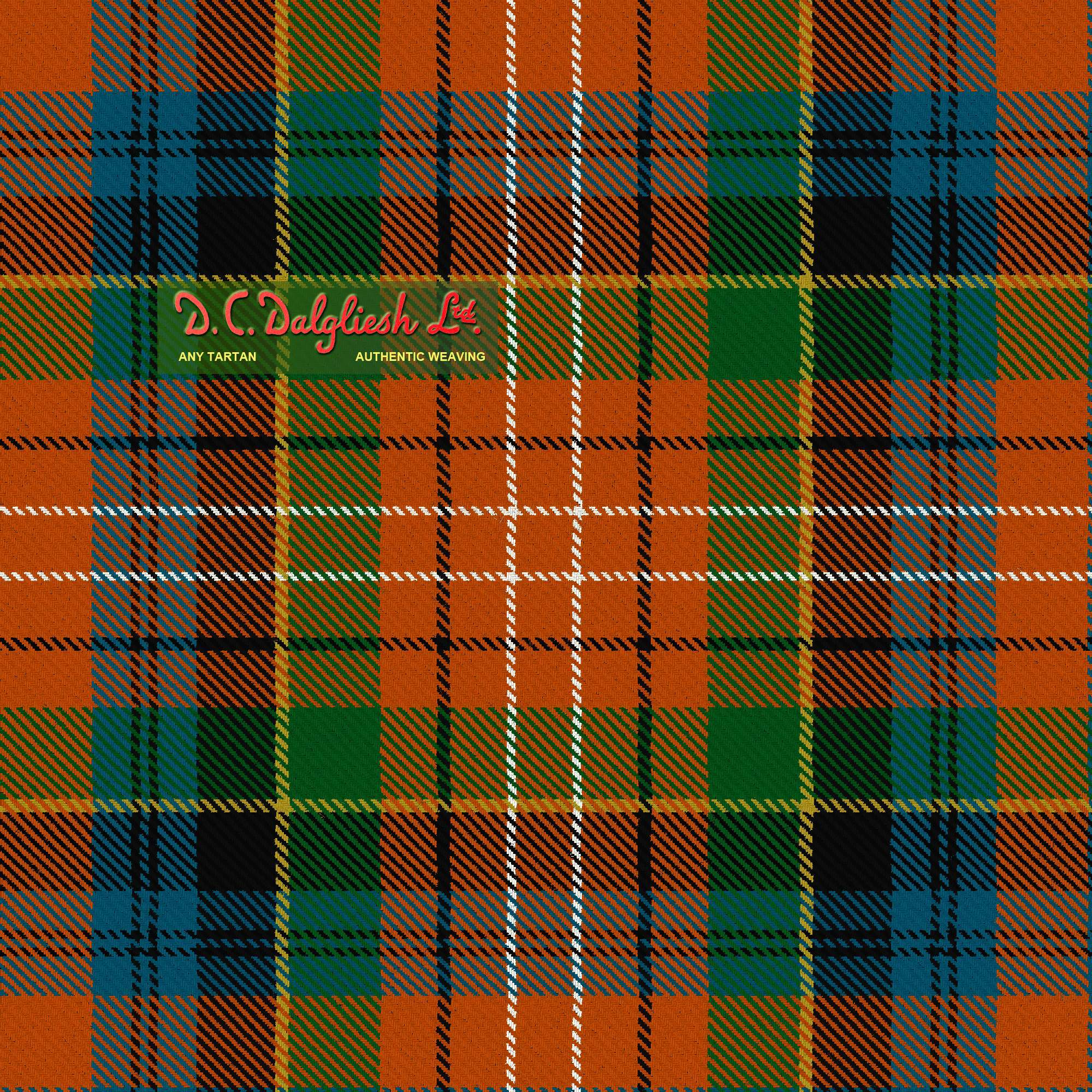 Caledonia (Ancient Colours)