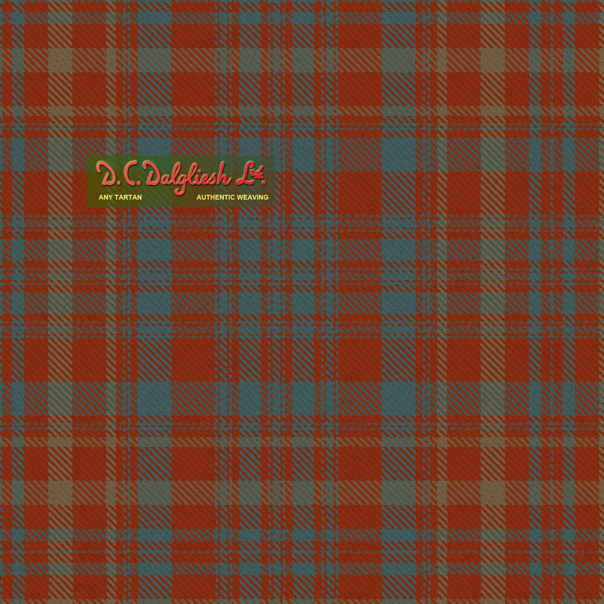 Campbell of Loudon; Plaid (Reproduction Colours)