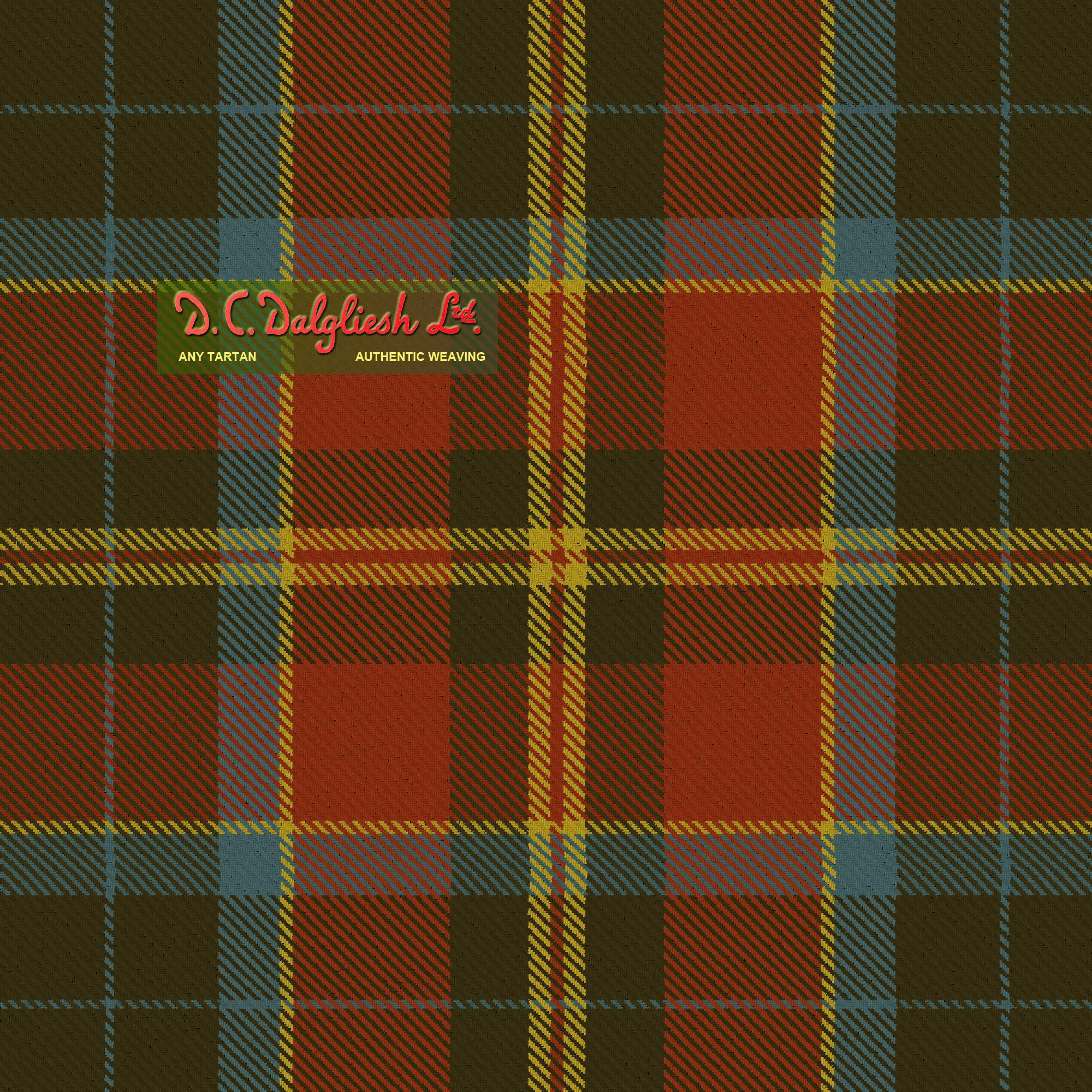 Craigholme (Reproduction Colours)