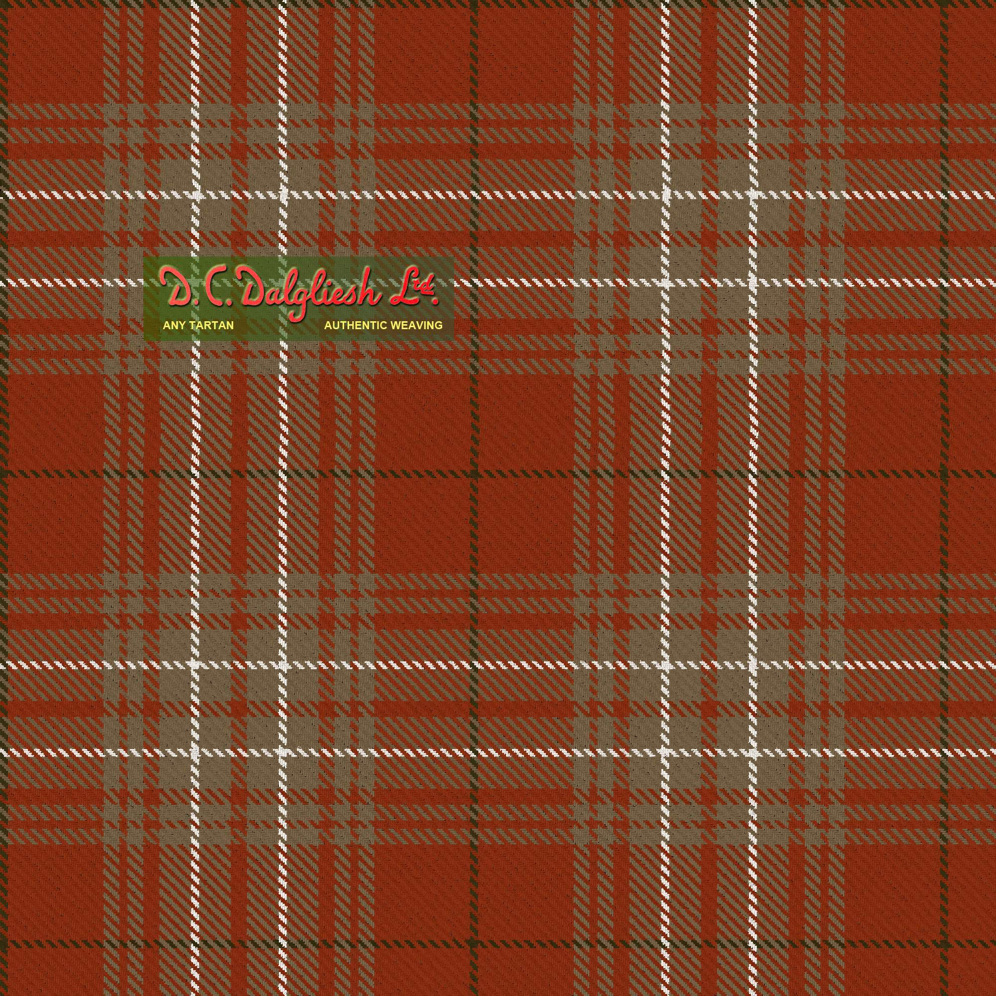 Cumming and Glenorchy (Reproduction Colours)