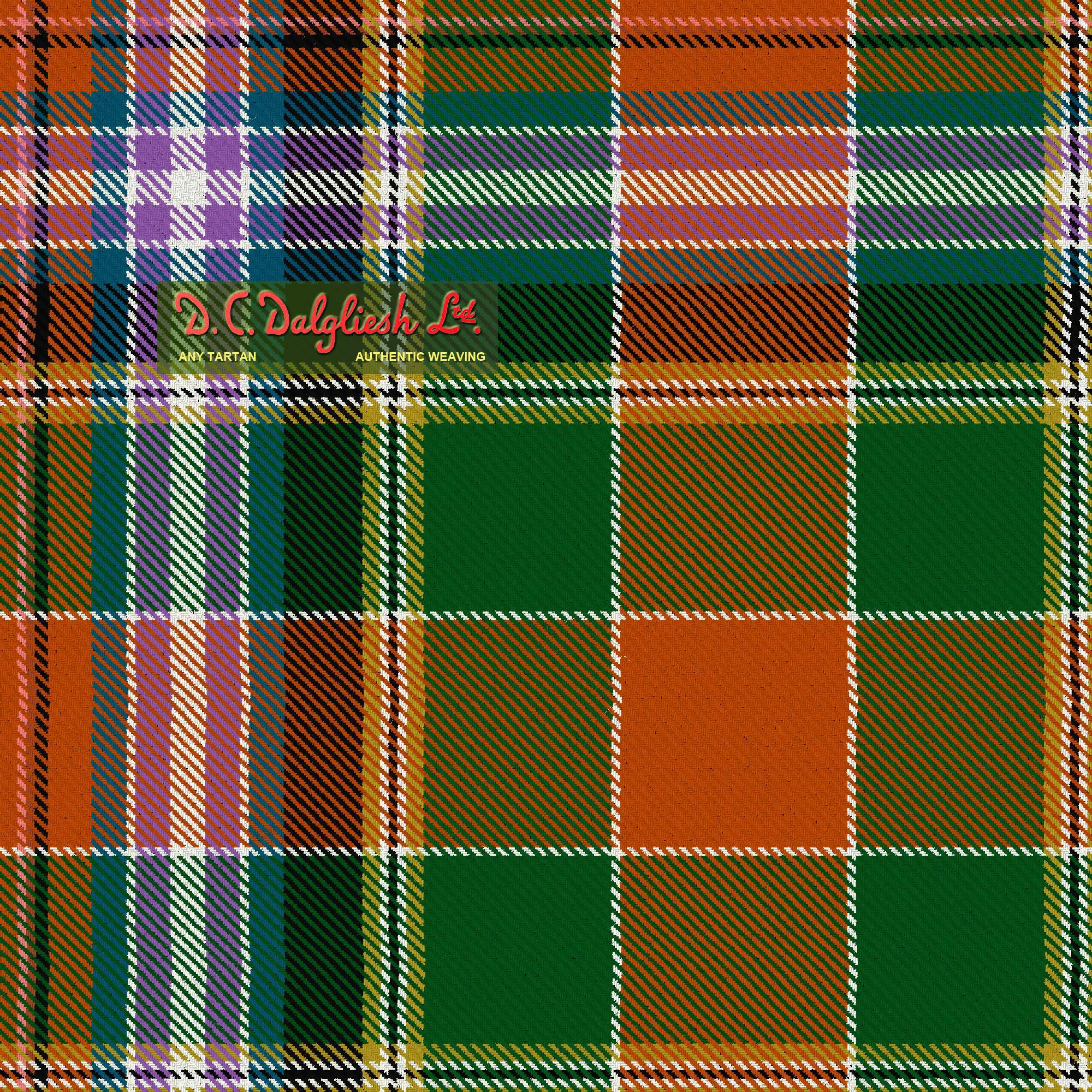 Dundee Wallace (Ancient Colours)