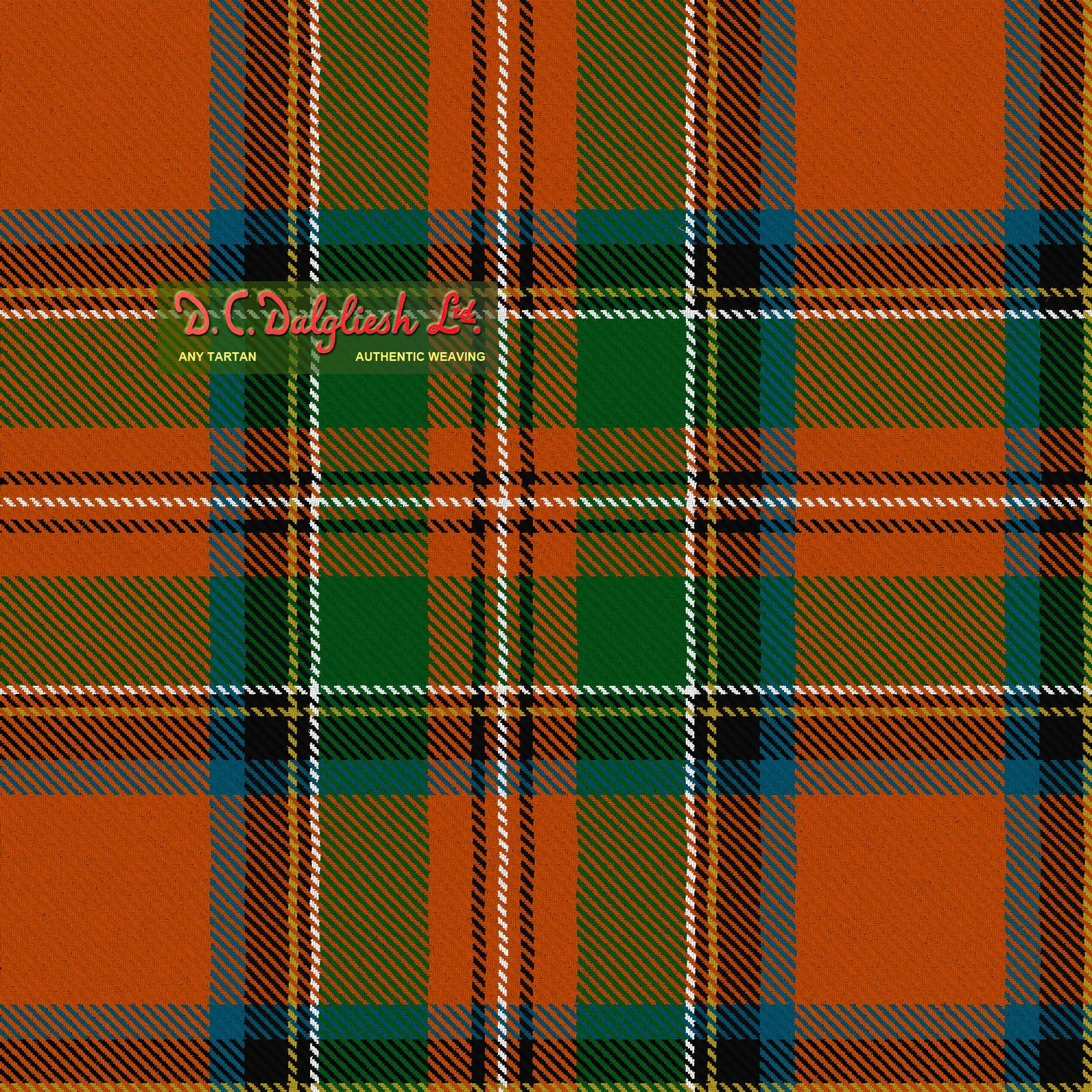 Followers Plaid (Ancient Colours)