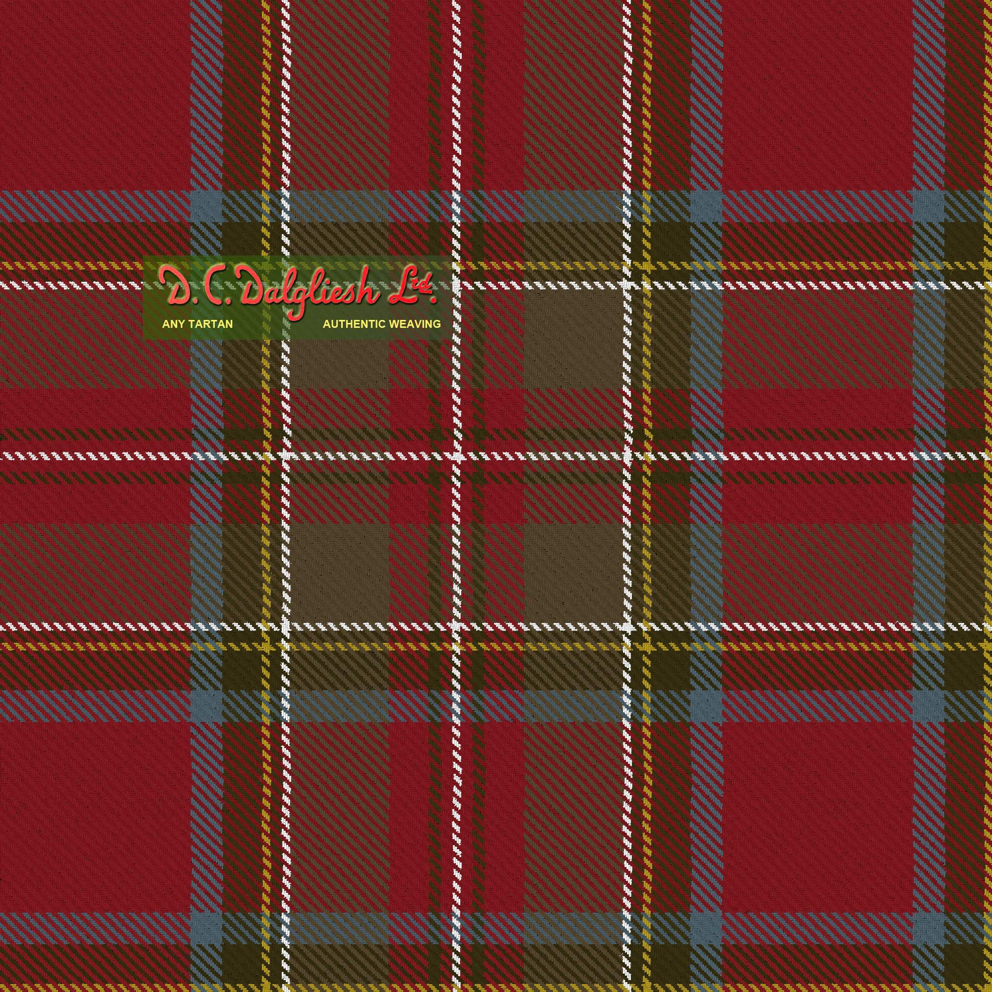 Followers Plaid (Reproduction Colours)
