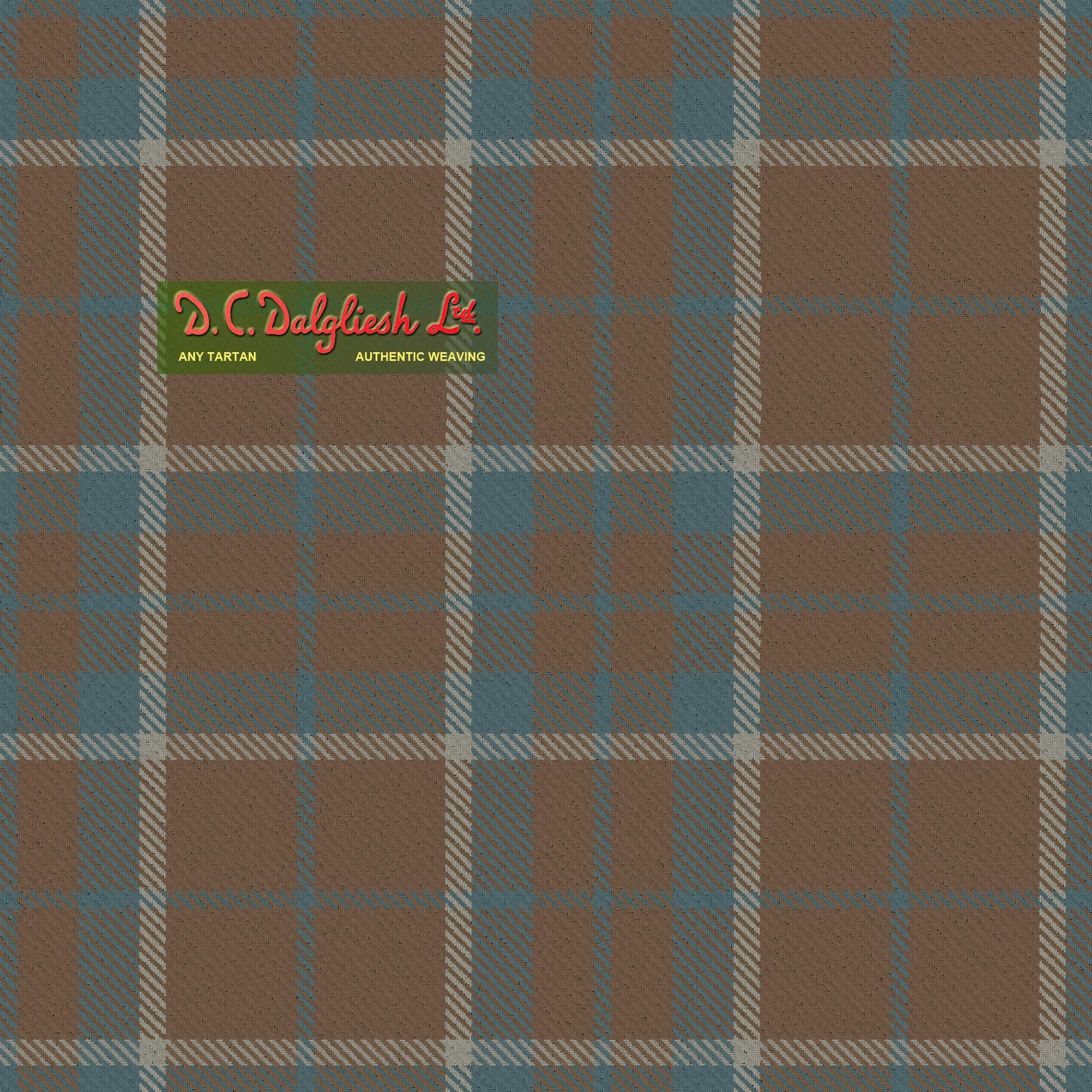 Green Highland (Reproduction Colours)