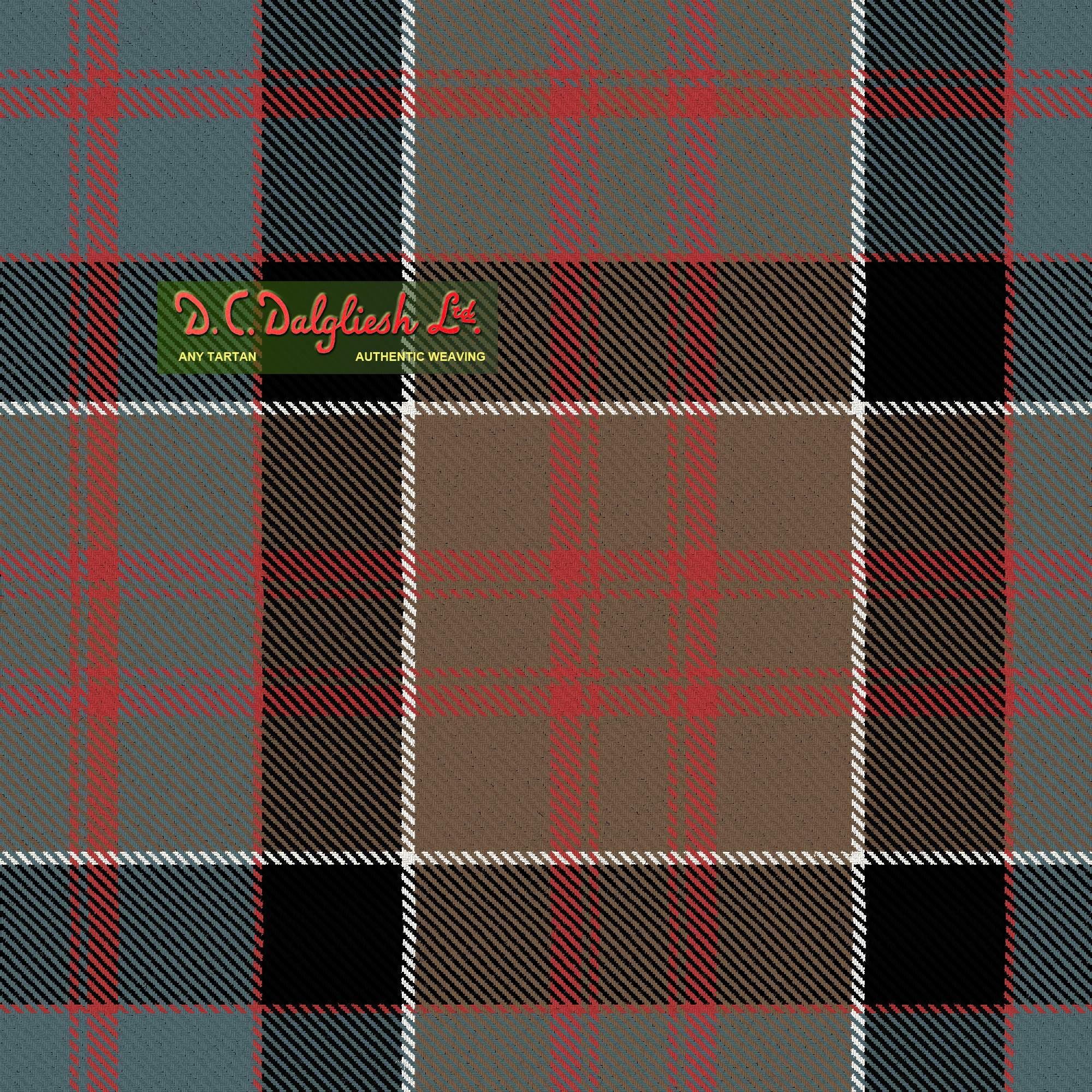 MacDonald of Clanranald #2 (Reproduction Colours)
