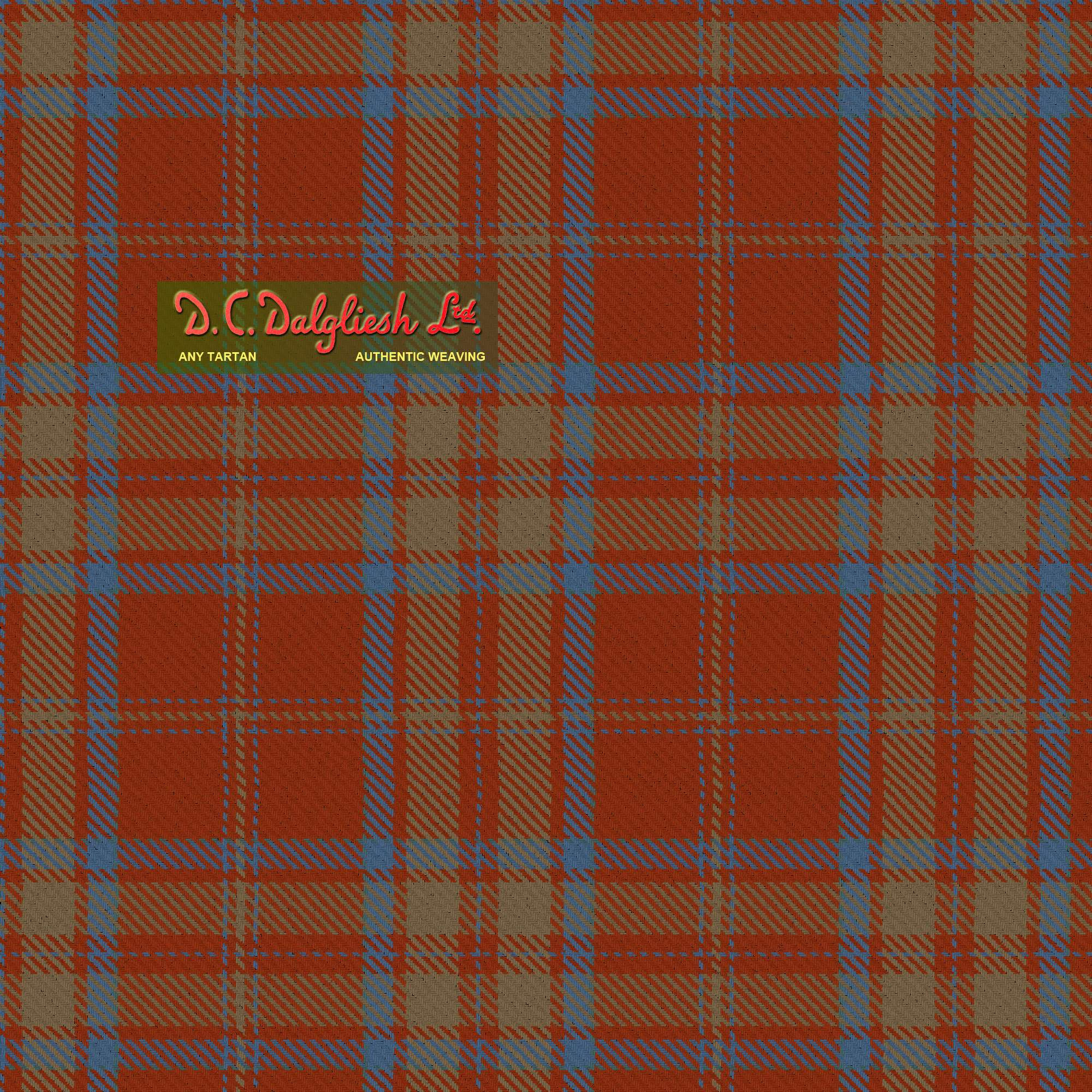 MacDonnell of Keppoch (Reproduction Colours)