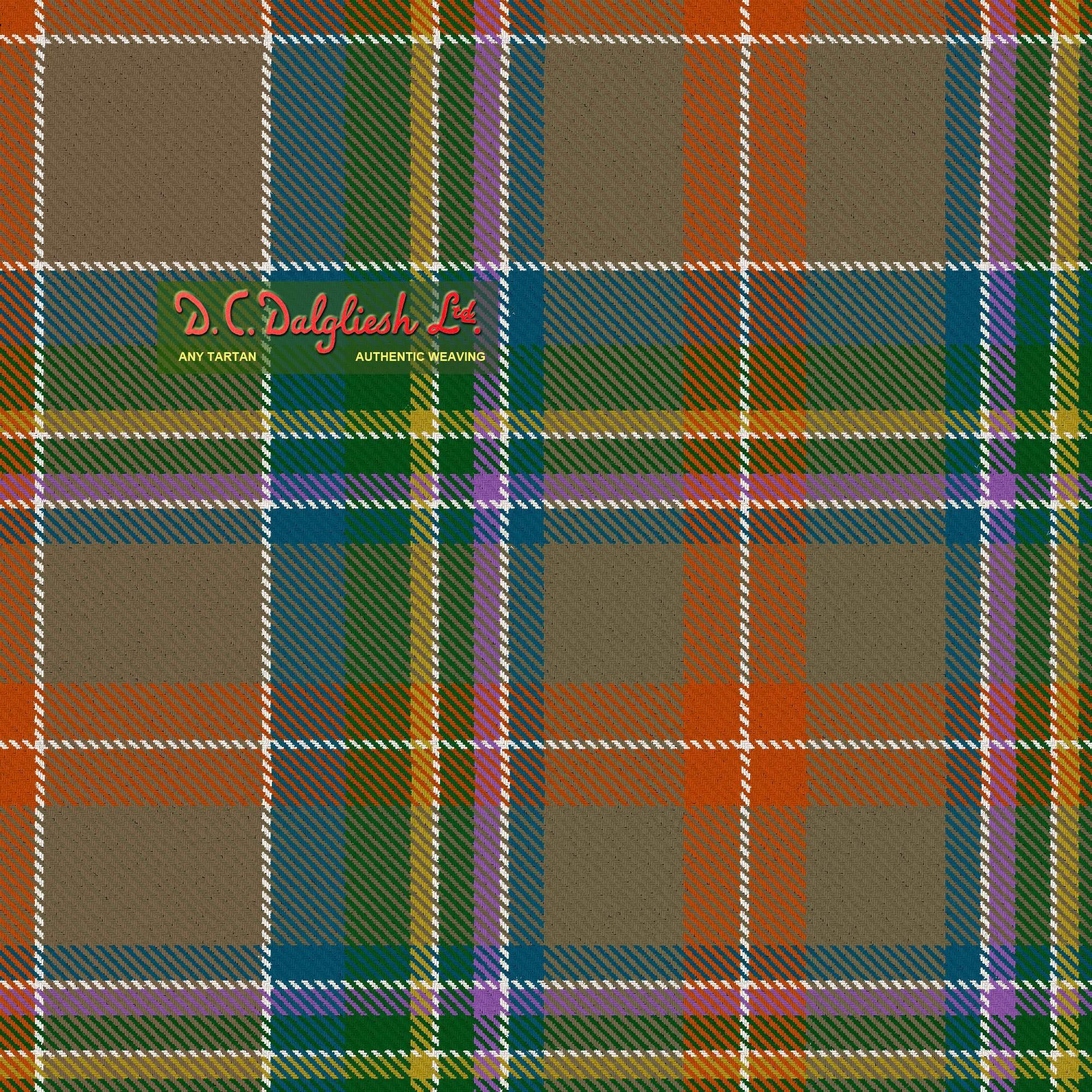 Prince Charles Edward Stuart #6 (Ancient Colours)