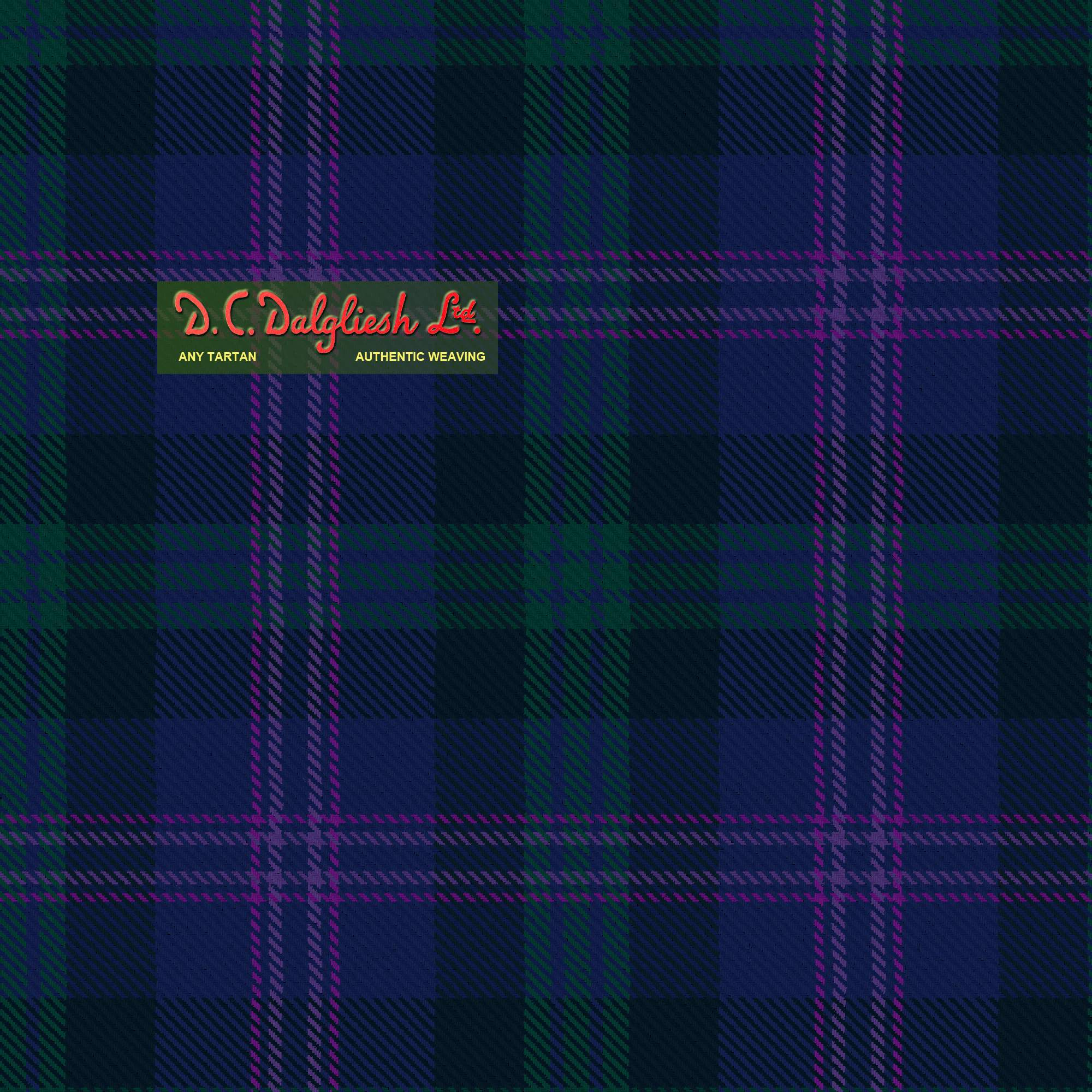 Scotland United Colours (Modern Colours)