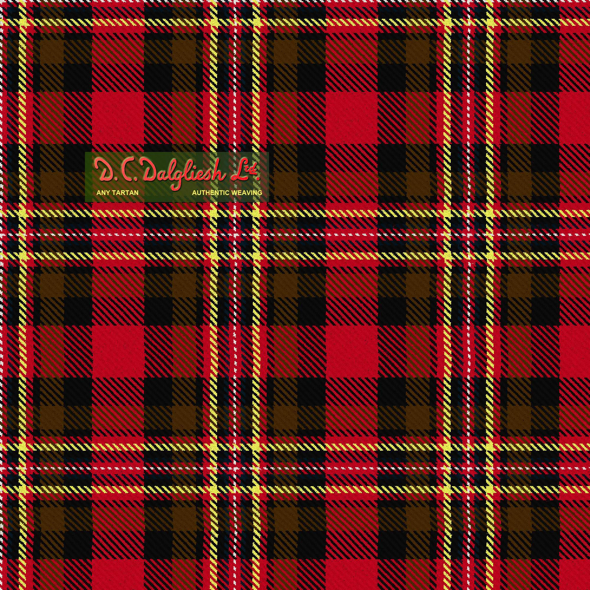 Unnamed C18th Plaid (Carlisle Mus) (Modern Colours)