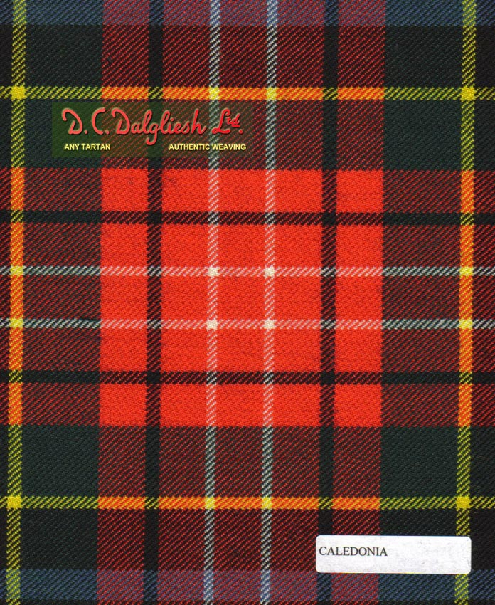 Caledonia (Modern Colours)