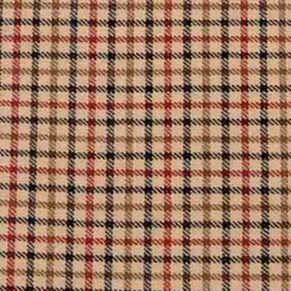 Reiver Checked Maxton Highland Tweed