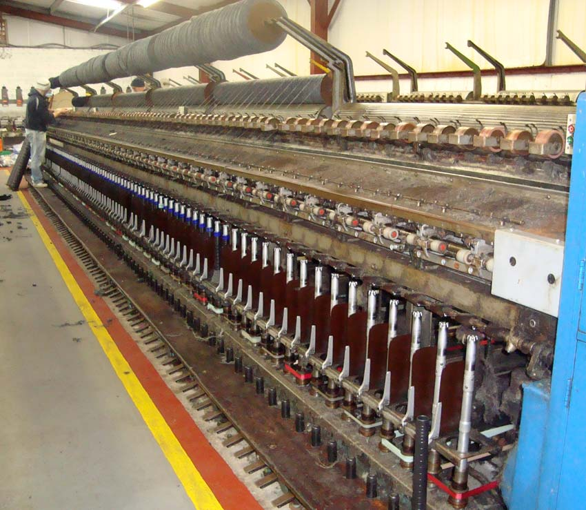 The Making of Harris Tweed - Scotweb Information Centre