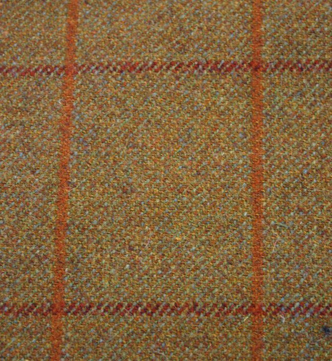 Tweed Fabric Patterns Herringbone Striped Plaid Tweeds